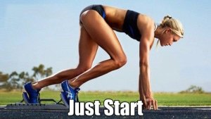 Lean Fitness: Just Start