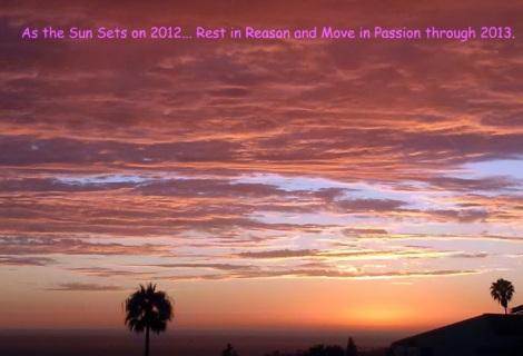 Laguna Sunset 2012