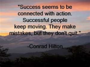 Success Takes Action