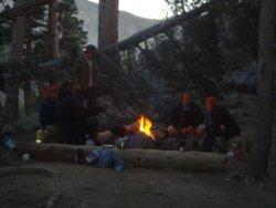 Sierra Campfire