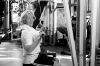 Power Training and Aging